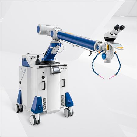 Mobile Laser Welding System