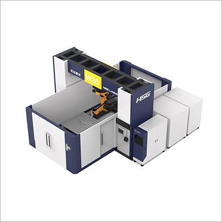 6 Axis 3D Welding Machine