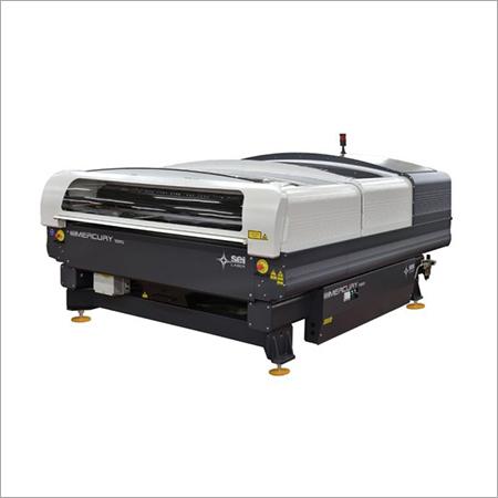 Mercury Plotter Laser System