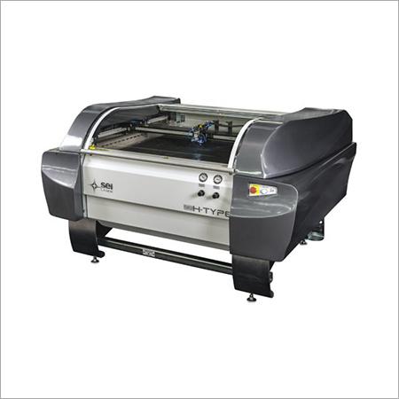 H-Type Plotter Laser System