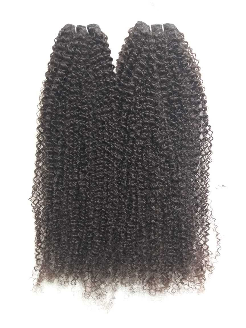 Wholesale price top quality virgin Remy Curly Hair Extensions
