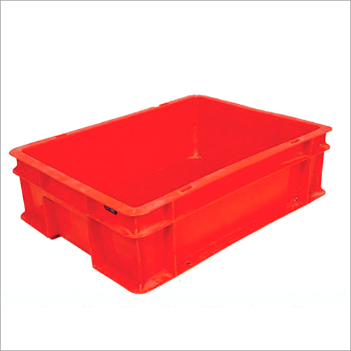 400x300x100mm Plastic Crates
