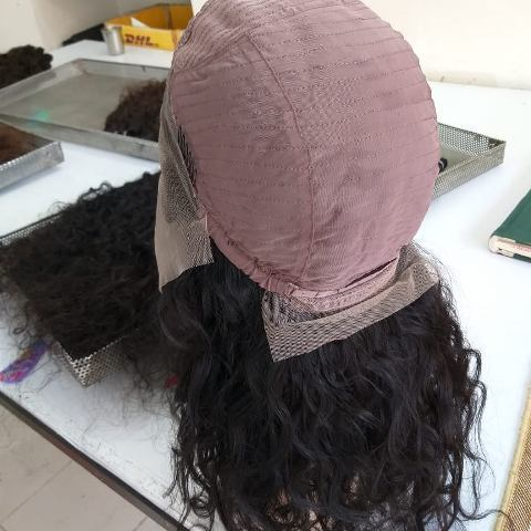 Body Wave Full Lace Wigs Human Hair Lace Wig