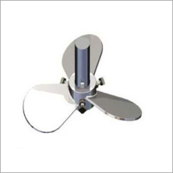 Propeller Turbine Agitator