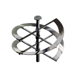 Double Helical Ribbon Impeller