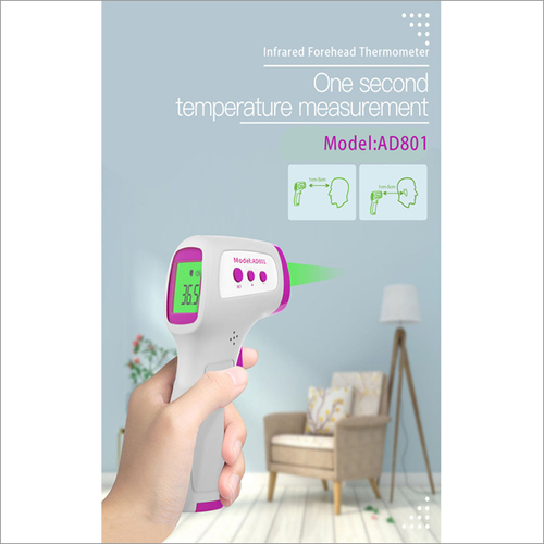 AD801 Infrared Forehead Thermometer