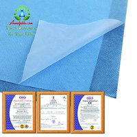 PE SS Coated Non Woven Fabric