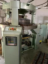 Welltex Double Jersey Knitting Machine
