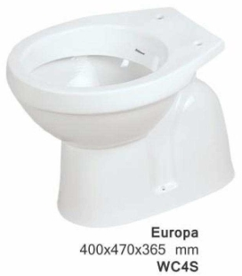 Concealed Water Closet