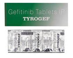 Tyrogef 250mg Tablet (Gefitinib - Sun Pharmaceutical Industries Ltd)