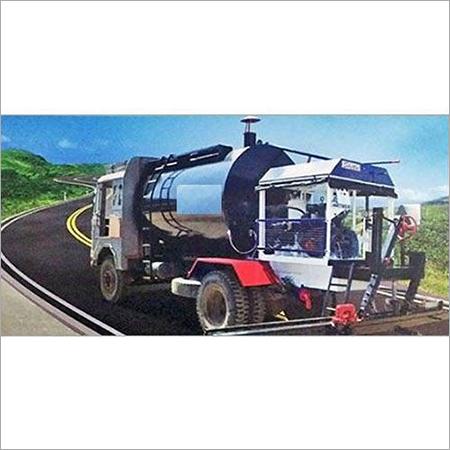 Automatic Truck Mounted Bitumen Sprayer