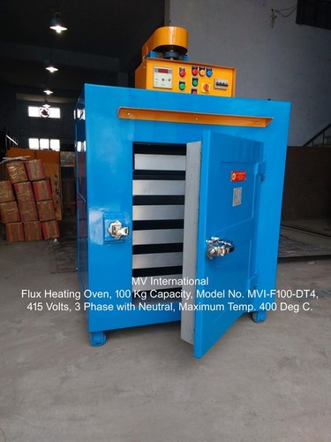 Flux Heating Oven