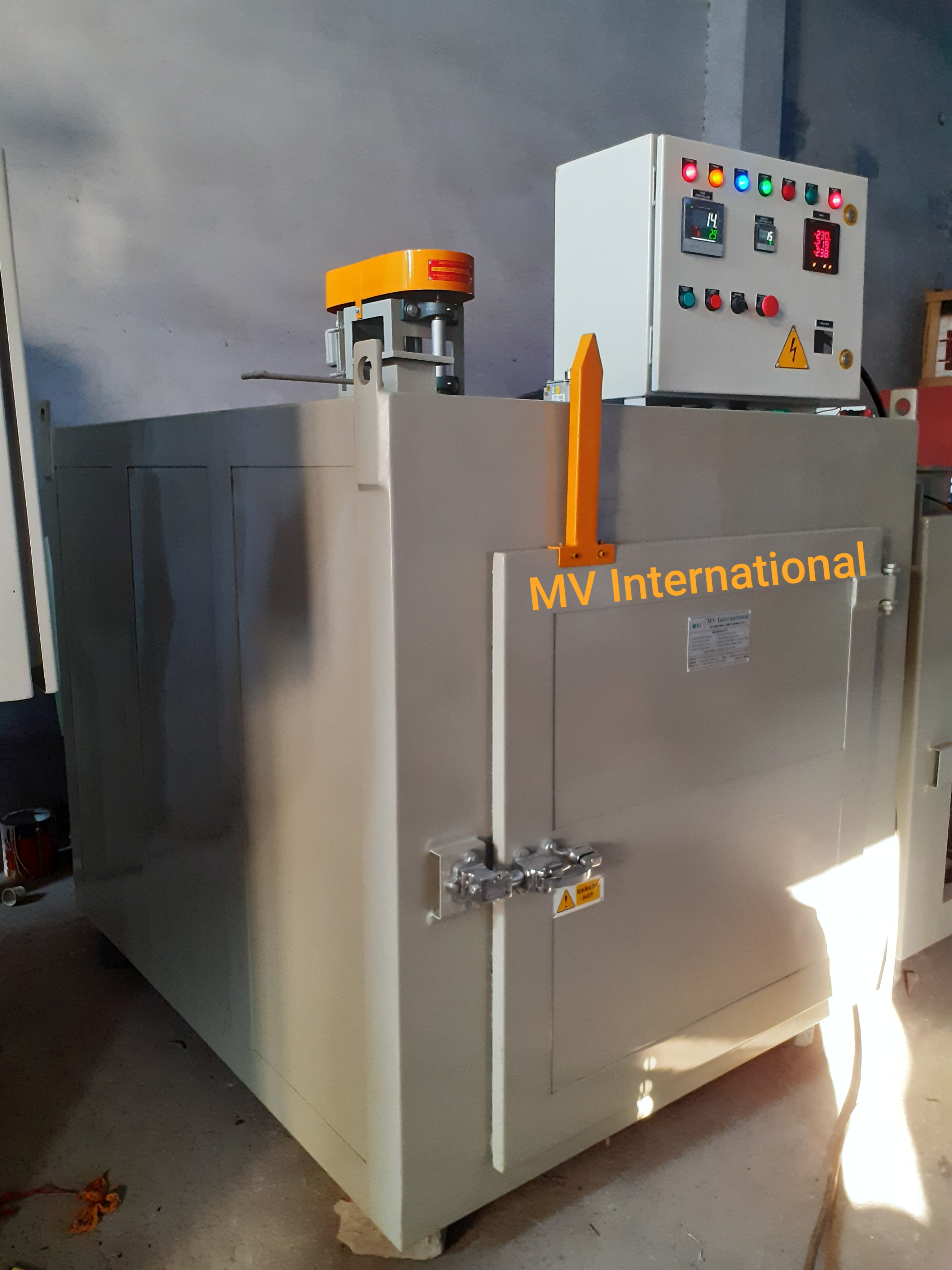 Electric Oven HT LT Motors