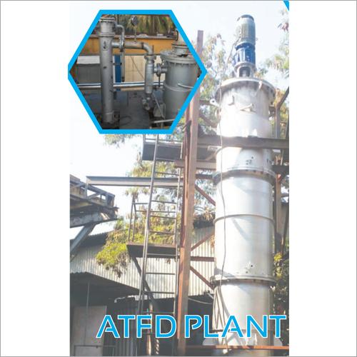 Agitated Thin Film Dryer Plant