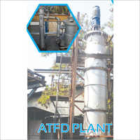 Agitated Thin Film Dryer Plant