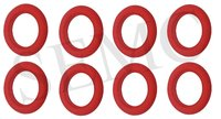 Rubber Ring Pessary Set Of 8 Pcs