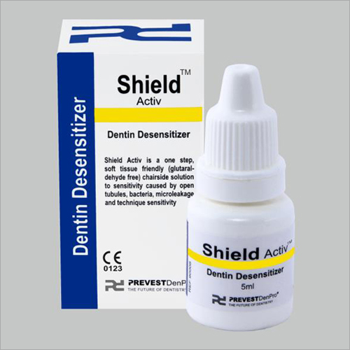Shield Activ - Dentin Desensitizer