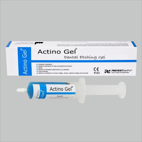 Actino Gel - Dental Etching Gel