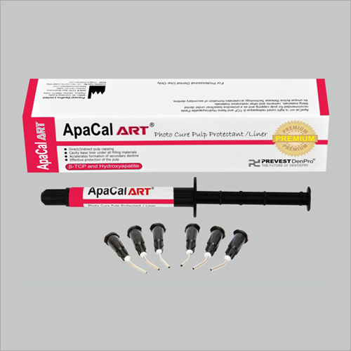 Apacal Art - Photo Cure Pulp Protectant/Liner