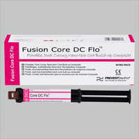 Fusion Core DC Flo - Flowable, Dual curing, Nano-tech Core Build-Up Composite