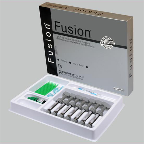 Fusion Universal -Light Cured Universal Nano Hybrid Composite