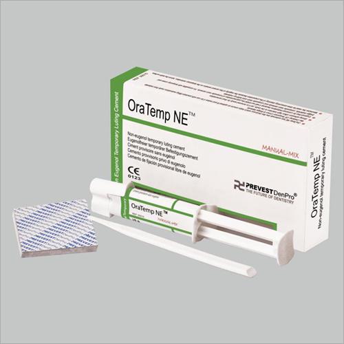 OraTemp NE - Non- Eugenol Temporary Luting Cement