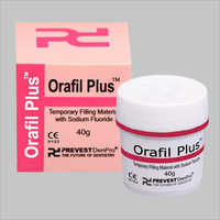 Orafil Plus - Temporary Filling Material