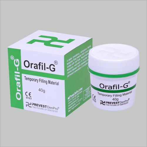 Orafil - G - Temporary Filling Material