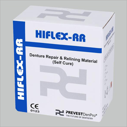 Hiflex- RR - Heat Cure Dental Base