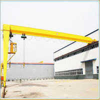 Single Girder Semi Portal Crane