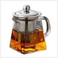 Square Tea Pot