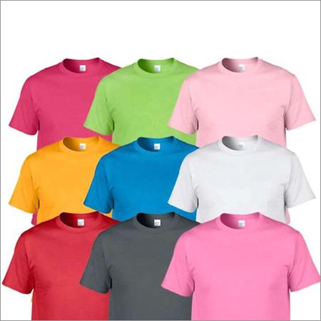 Men Round Neck T-Shirts