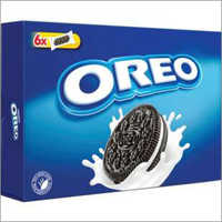 Oreo Milk Cream Biscuit