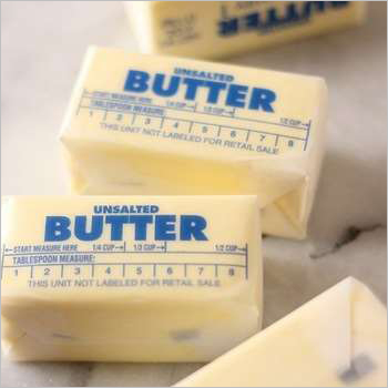 100 Percent Cow Milk Salted Butter and Unsalted Butter