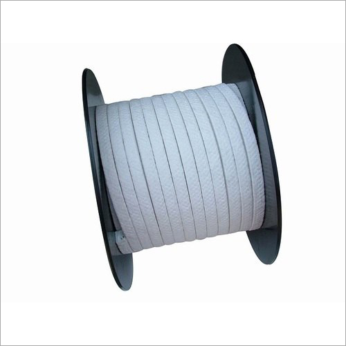 Pure PTFE Fiber Braided Packing Rope