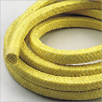 Aramide Fiber Yarn Braided Packing Rope
