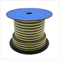 Aramid Yarn And Graphite Expanded PTFE Fiber Braided Rope