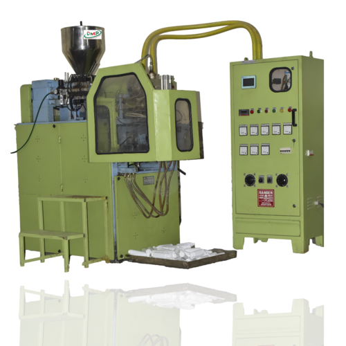 Plastic Blow Moulding Machine ( 500 ml )