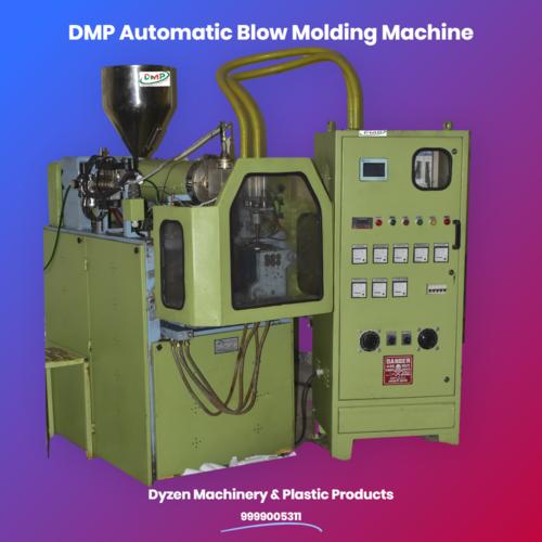 500 ml Pneumatic Blow Moulding Machine