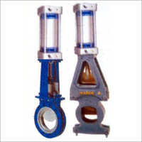 Knife Gate And Pulp Valve