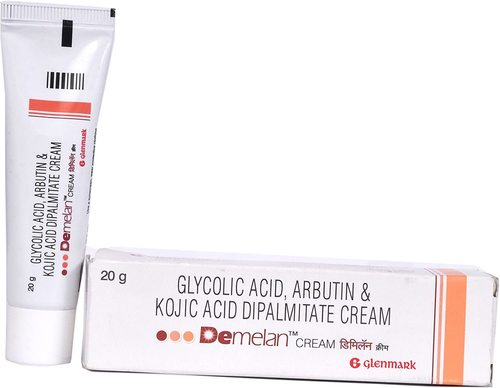 Glycolic Acid Arbutin & Kojic Acid Cream