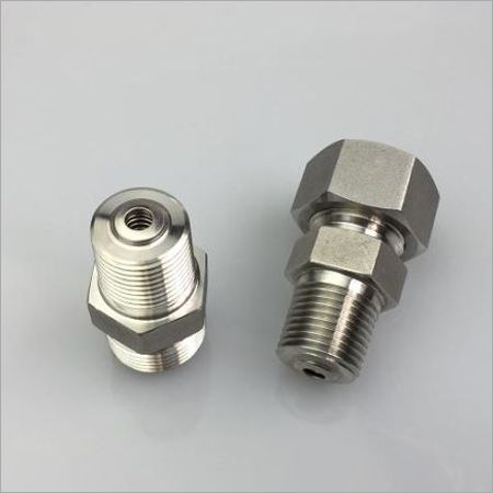 Single Ball Check Capped Sealant Injection Fitting