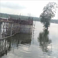 Construction of RCC Intake Well