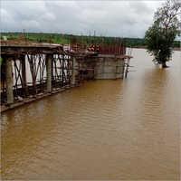 Intake Well At Dam Sarangpur