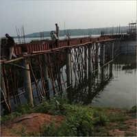 Bridge At Panna Dam
