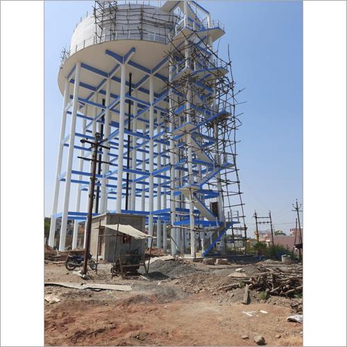 Construction of RCC Overhead Tank