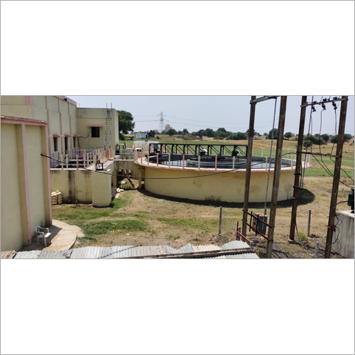 Water Treatment Plant At Shahpura