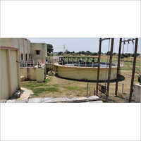 Construction of RCC Water Treatment Plant