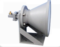 Conical Horn Lens Antenna