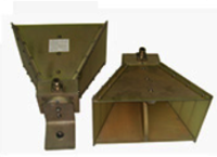 Double Ridge Horn Antenna
